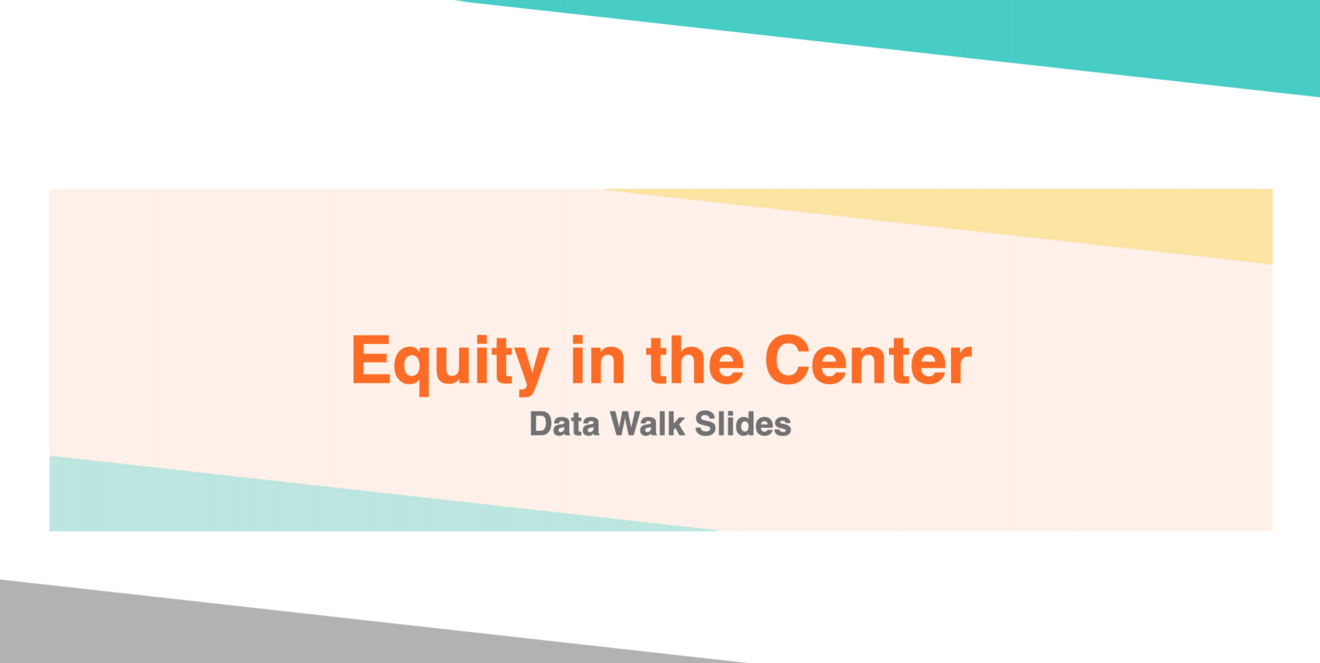 Data and statistics on the racial leadership gap in the Social Sector.